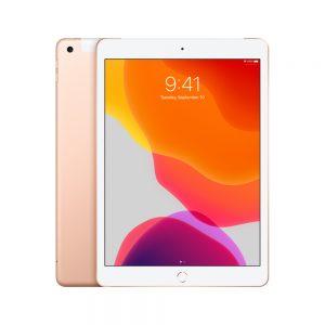 iPad 7 Wi-Fi + Cellular 32GB, 32GB, Gold