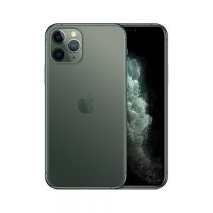 iPhone 11 Pro 64GB, 64GB, Midnight Green