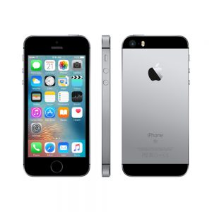 iPhone SE 64GB, 16GB, Space Gray