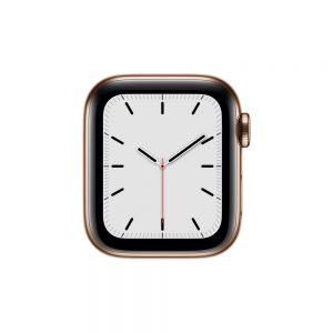 Watch Series 5 Steel Cellular (40mm), Gold