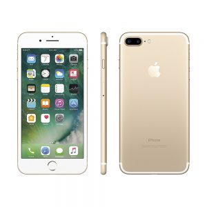 iPhone 7 Plus 256GB, 256GB, Gold