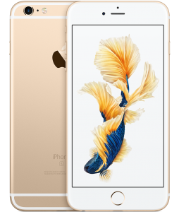 iPhone 6S Plus 64GB, 64 GB, Gold