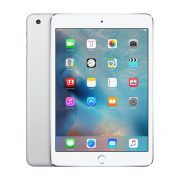 iPad mini 4 Wi-Fi + Cellular 64GB, 16GB, Silver