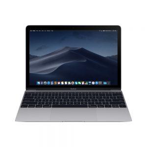"""MacBook 12"""" Mid 2017 (Intel Core m3 1.2 GHz 8 GB RAM 256 GB SSD), Space Gray, Intel Core m3 1.2 GHz, 8 GB RAM, 256 GB SSD"""
