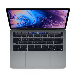 "MacBook Pro 13"" 4TBT Mid 2019 (Intel Quad-Core i5 2.4 GHz 8 GB RAM 512 GB SSD), Space Gray, Intel Quad-Core i5 2.4 GHz, 8 GB RAM, 512 GB SSD"