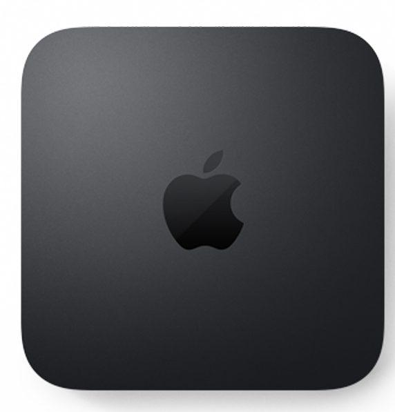 Mac Mini Late 2018 (Intel Quad-Core i3 3.6 GHz 8 GB RAM 128 GB SSD), Intel Quad-Core i3 3.6 GHz, 8 GB RAM, 128 GB SSD, image 1