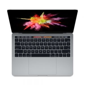 "MacBook Pro 13"" 4TBT Mid 2017 (Intel Core i5 3.1 GHz 16 GB RAM 512 GB SSD), Space Gray, Intel Core i5 3.1 GHz, 16 GB RAM, 512 GB SSD"