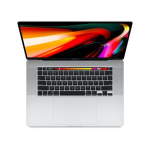 "MacBook Pro 16"" Touch Bar Late 2019 (Intel 8-Core i9 2.3 GHz 32 GB RAM 1 TB SSD), Silver, Intel 8-Core i9 2.3 GHz, 32 GB RAM, 1 TB SSD"