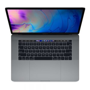 "MacBook Pro 15"" Touch Bar Mid 2018 (Intel 6-Core i7 2.2 GHz 16 GB RAM 256 GB SSD), Space Gray, Intel 6-Core i7 2.2 GHz, 16 GB RAM, 256 GB SSD"