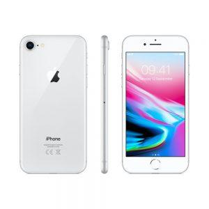 Restaurerad iPhone 8 - 64GB - Silver