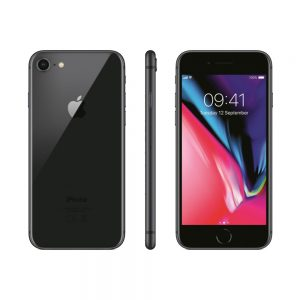 Restaurerad iPhone 8 - 512 GB SSD - Space Gray