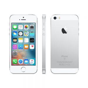 Begagnad iPhone SE - 16GB - Silver