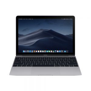 "MacBook 12"" Mid 2017 (Intel Core i7 1.4 GHz 16 GB RAM 512 GB SSD), Space Gray, Intel Core i7 1.4 GHz, 16 GB RAM, 512 GB SSD"