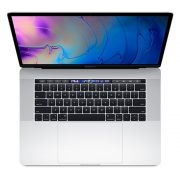 "MacBook Pro 15"" Touch Bar Mid 2018 (Intel 6-Core i9 2.9 GHz 16 GB RAM 512 GB SSD), Silver, Intel 6-Core i9 2.9 GHz, 16 GB RAM, 512 GB SSD"