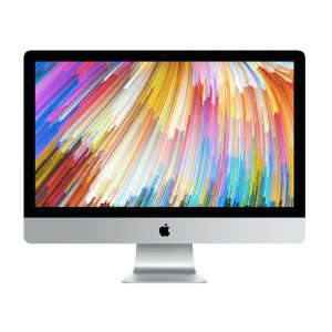 "iMac 27"" Retina 5K Mid 2017 (Intel Quad-Core i7 4.2 GHz 64 GB RAM 2 TB SSD), Intel Quad-Core i7 4.2 GHz, 64 GB RAM, 2 TB Fusion Drive"