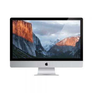 Begagnad iMac 21.5