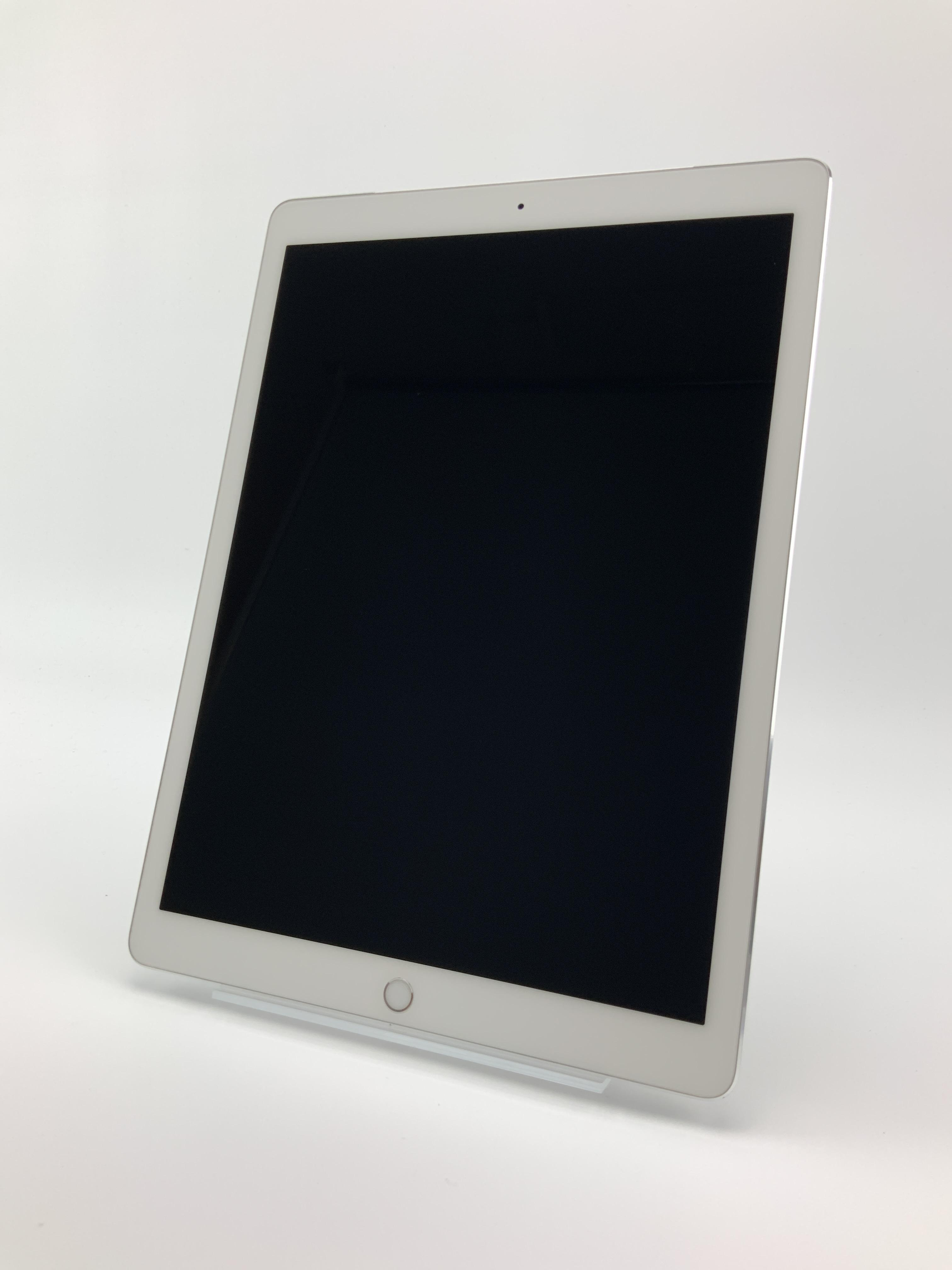 """iPad Pro 12.9"""" Wi-Fi + Cellular (1st Gen) 128GB, 128GB, Silver, Bild 1"""