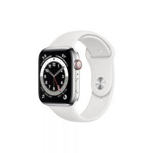 Watch Series 6 Aluminum Cellular (40mm), Red