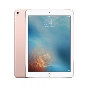 "iPad Pro 9.7"" Wi-Fi 128GB, 128GB, Rose Gold"