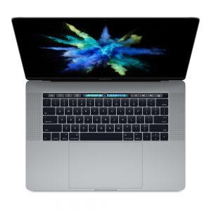 "MacBook Pro 15"" Touch Bar Mid 2017 (Intel Quad-Core i7 3.1 GHz 16 GB RAM 2 TB SSD), Space Gray, Intel Quad-Core i7 3.1 GHz, 16 GB RAM, 2 TB SSD"