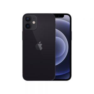iPhone 12 Mini 128GB, 128GB, Black