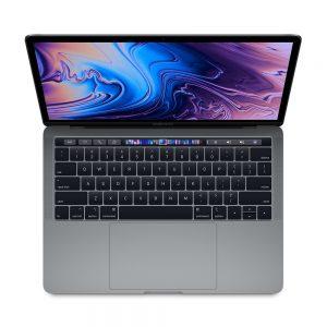 """MacBook Pro 13"""" 4TBT Mid 2019 (Intel Quad-Core i7 2.8 GHz 16 GB RAM 2 TB SSD), Space Gray, Intel Quad-Core i7 2.8 GHz, 16 GB RAM, 2 TB SSD"""
