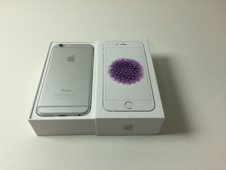 iPhone 6 16GB, 16GB, Silver, bild 2
