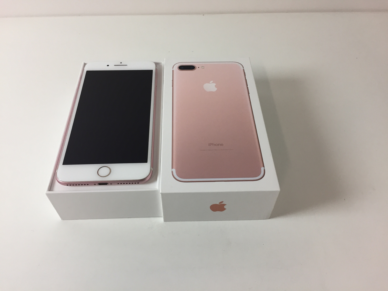 iPhone 7 Plus 32GB, 32GB, Rose gold, bild 1