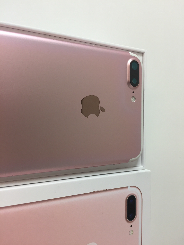 iPhone 7 Plus 32GB, 32GB, Rose gold, bild 4