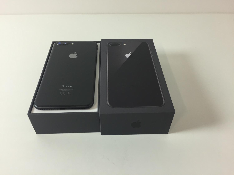 iPhone 8 Plus 64GB, 64GB, Space gray, bild 2