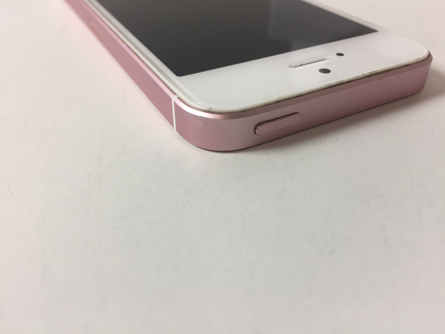 iPhone SE 16GB, 16GB, Rose Gold, bild 3