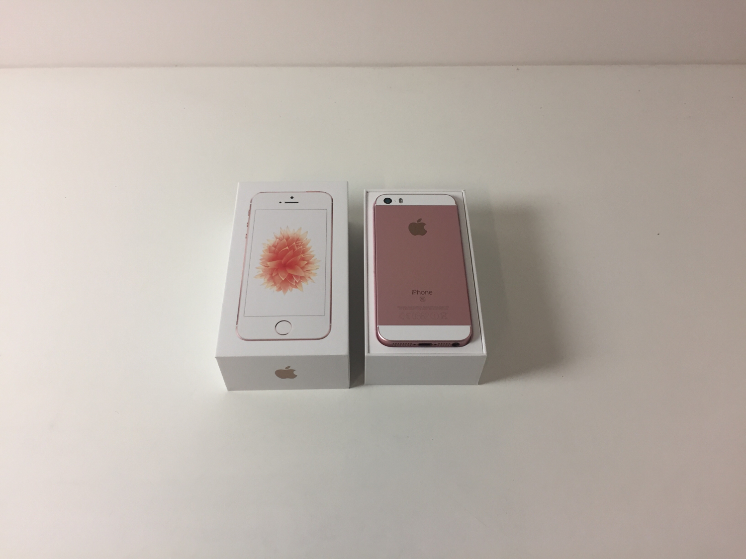 iPhone SE 16GB, 16GB, Rose Gold, bild 1