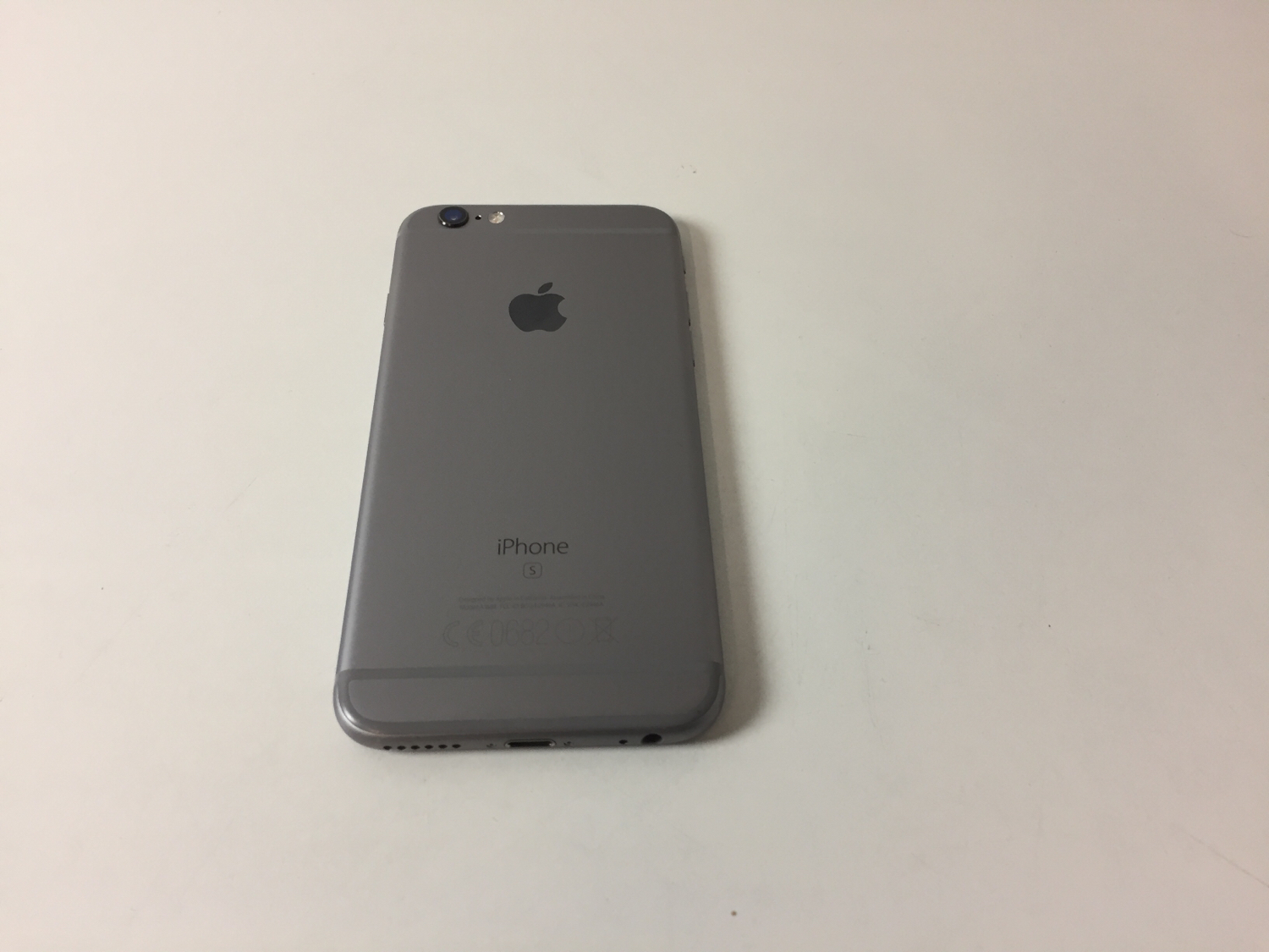 iPhone 6S 64GB, 64GB, Gray, Kuva 2