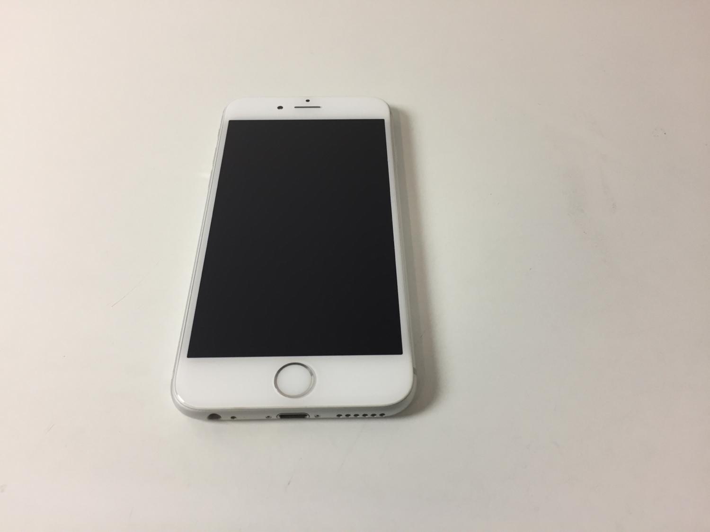 iPhone 6 64GB, 64GB, Silver, bild 1