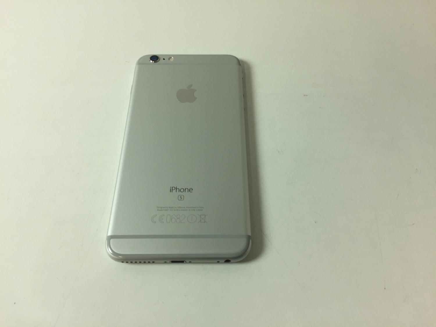 iPhone 6S Plus 32GB, 32GB, Silver, Kuva 2