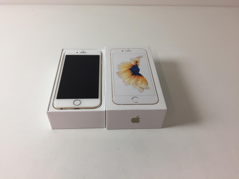 iPhone 6S 64GB, 64GB, Gold, Kuva 1