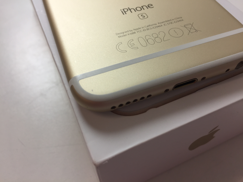 iPhone 6S 64GB, 64GB, Gold, bild 6