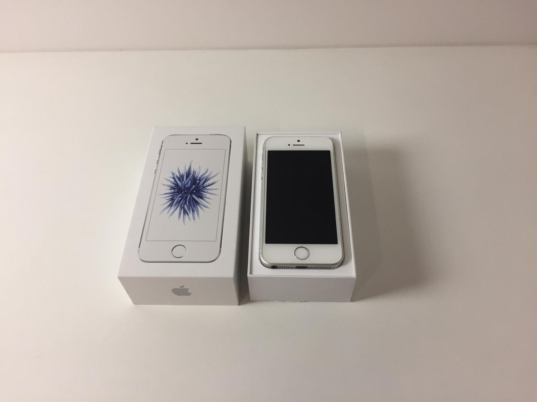 iPhone SE 64GB, 64GB, Silver, bild 1