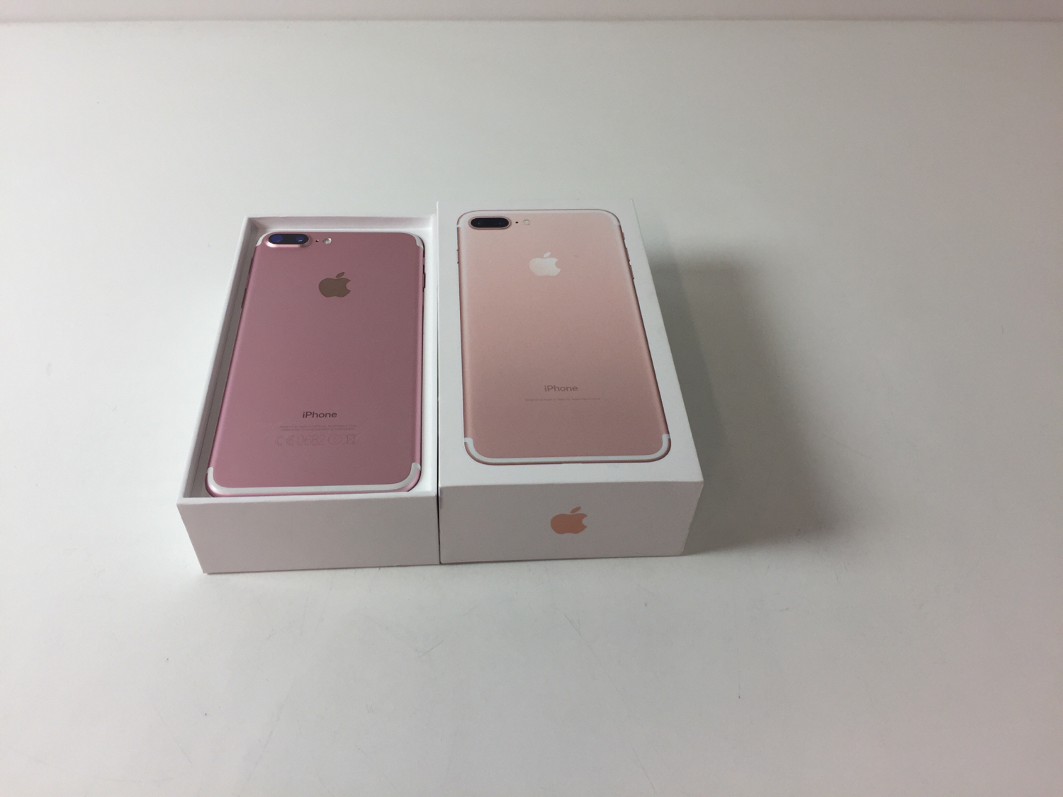 iPhone 7 Plus 128GB, 128GB, Rose Gold, bild 2