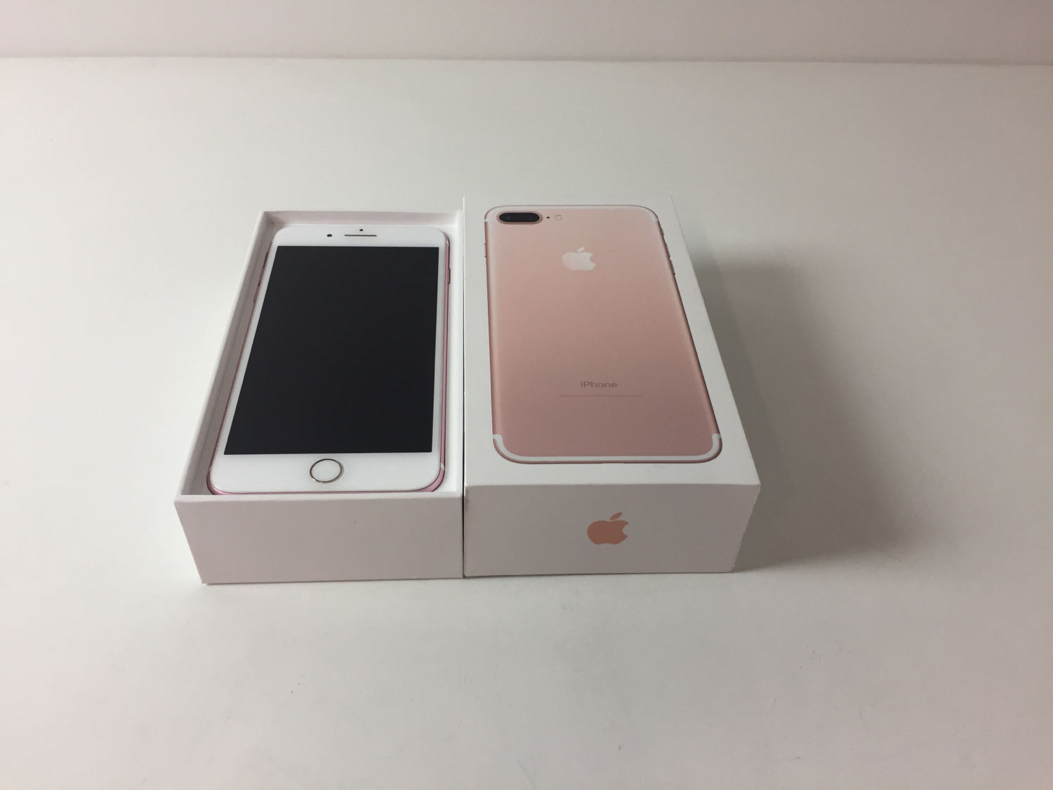 iPhone 7 Plus 128GB, 128GB, Rose Gold, bild 1