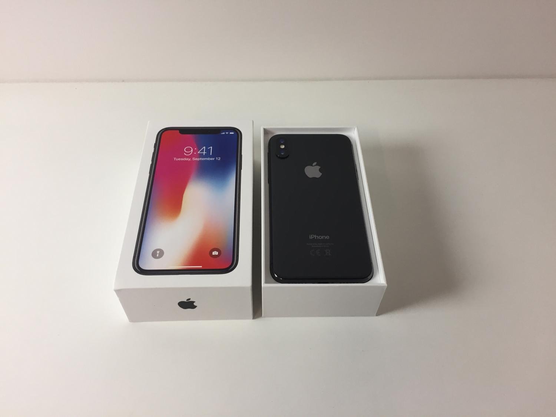 iPhone X 256GB, 256GB, Space Gray, imagen 2