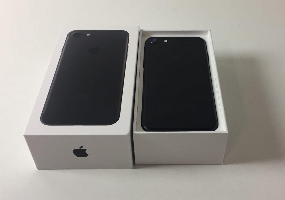 iPhone 7 32GB, 32 GB, Black, bild 2