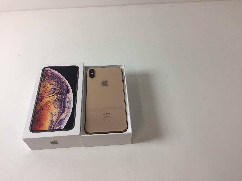 iPhone XS Max 64GB, 64GB, Gold, Kuva 2