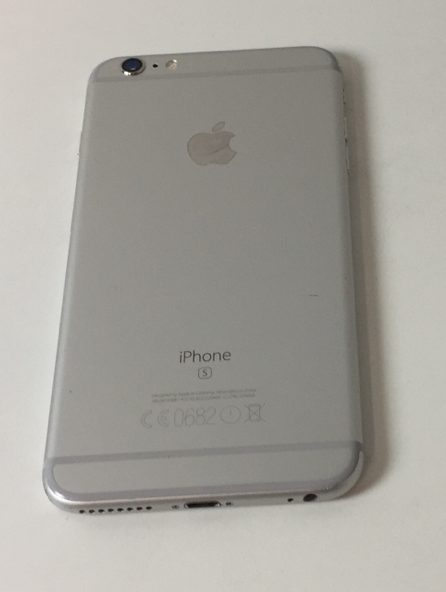 iPhone 6S Plus 64GB, 64GB, Silver, bild 2