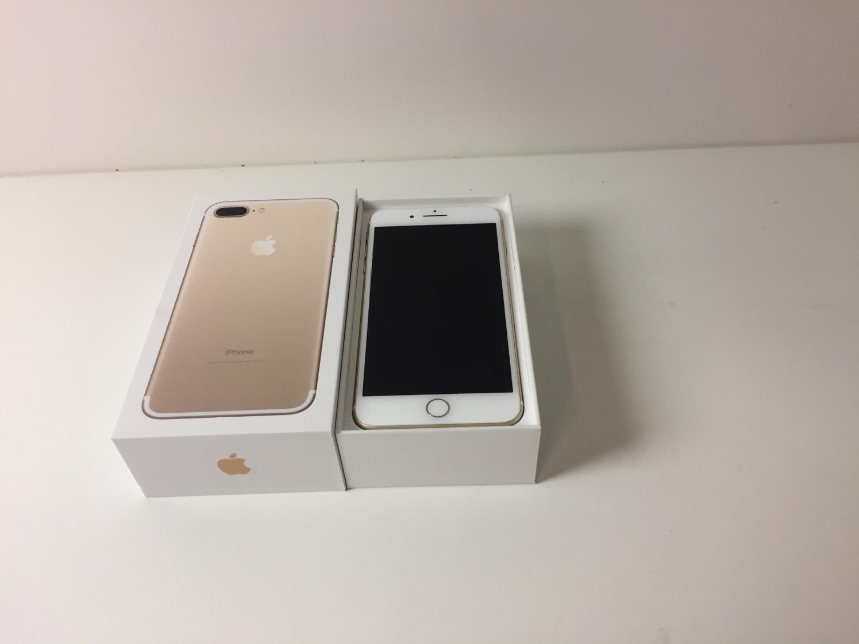 iPhone 7 Plus 128GB, 128GB, Gold, bild 1