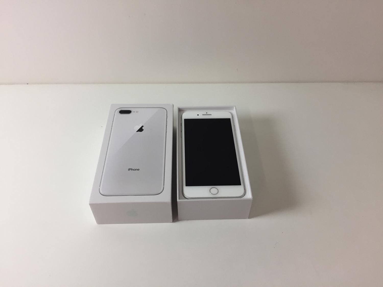 iPhone 8 Plus 256GB, 256GB, Silver, bild 1