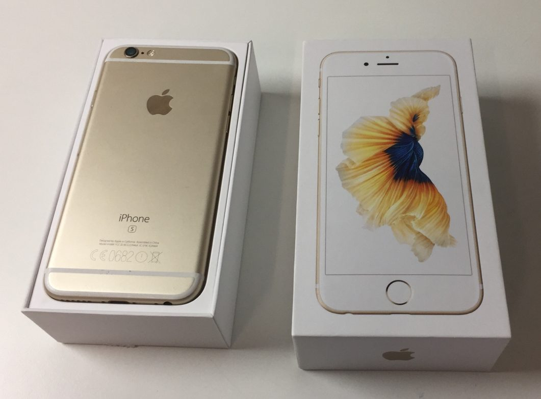 iPhone 6S 32GB, 32GB, Gold, Afbeelding 2