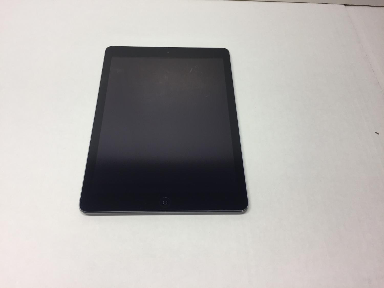iPad Air Wi-Fi 32GB, 32GB, Space Gray, bild 1