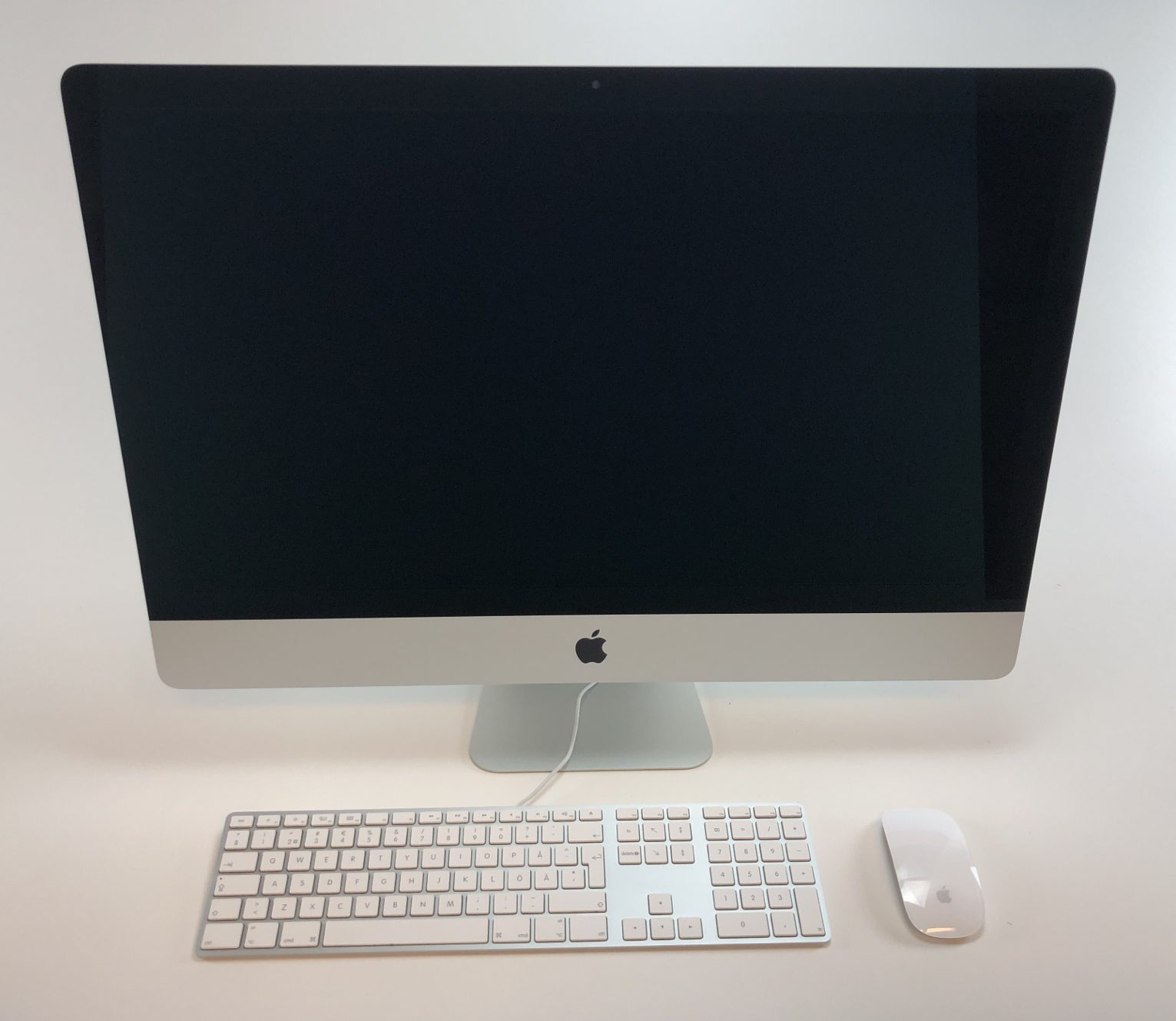 "iMac 27"" Late 2013 (Intel Quad-Core i5 3.4 GHz 32 GB RAM 512 GB SSD), Intel Quad-Core i5 3.4 GHz, 32 GB RAM, 512 GB SSD, obraz 1"
