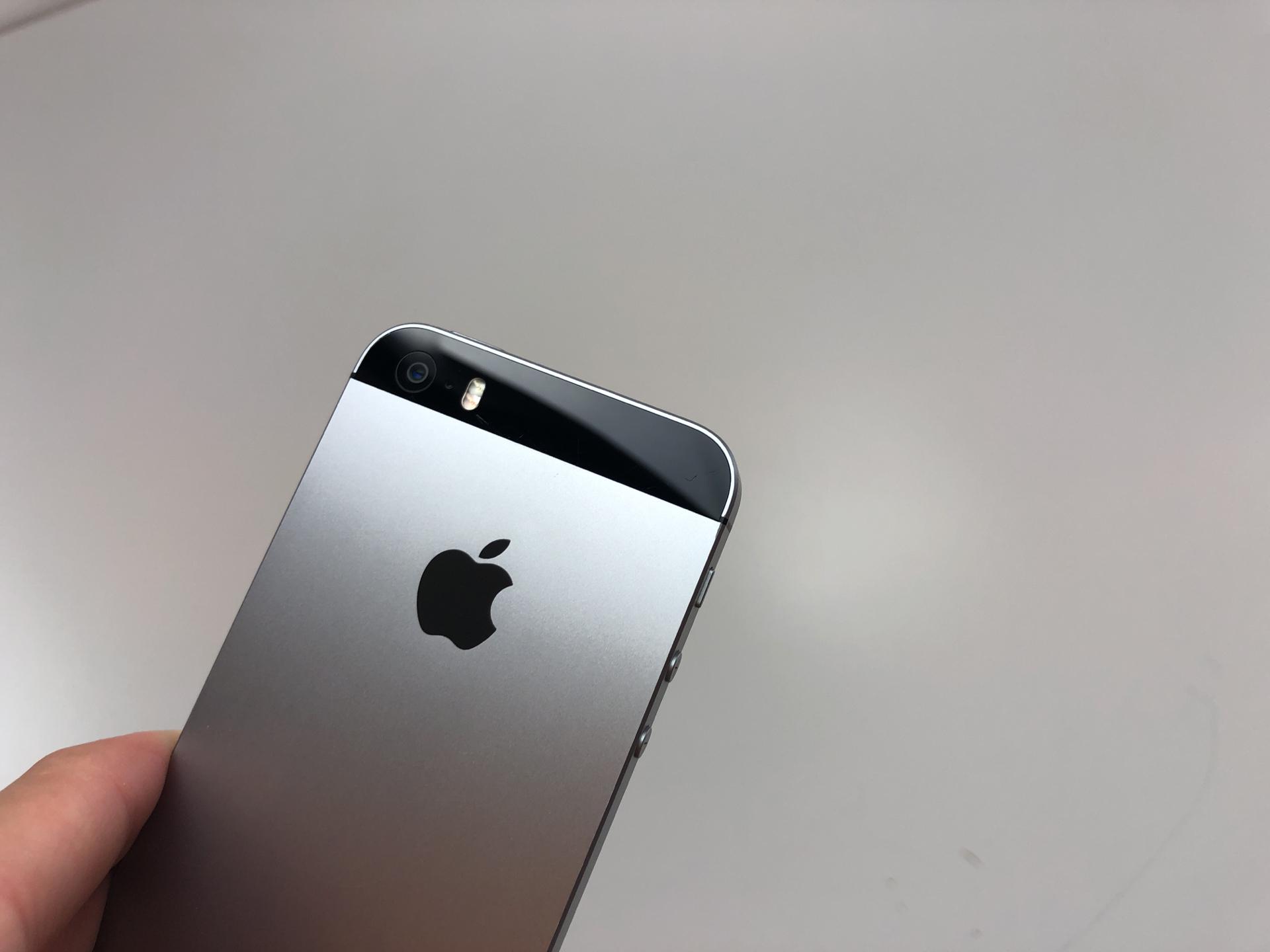 iPhone SE 32GB, 32GB, Space Gray, bild 6